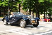 High Museum Classic Car Caravan