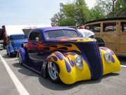 NSRA Knoxville 2008 car show 024