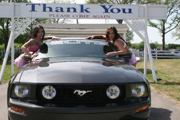 2008  Mustang