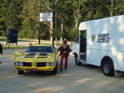Making A Commercial For Scent Shield -LaGrange, GA