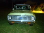 1971 Chevy Custom 10 restoration.