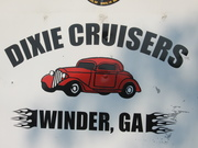 DIXIE CRUISERS CRUISE-IN -Winder, Ga. May 26, 2012