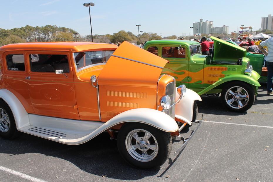 MB car show 028