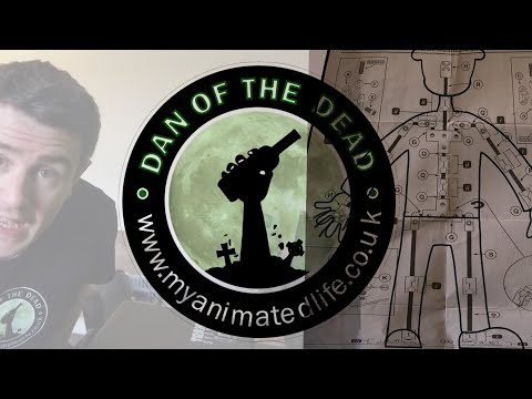 Dan of the Dead collaboration with Animation Toolkit