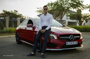 Kyle and his Merc