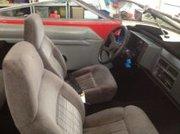 Comfortable interior.