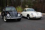 1965 VW 113, 1964 Porsche 356B