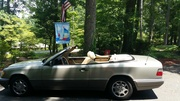 1995 Mercedes Benz E320 Convertible