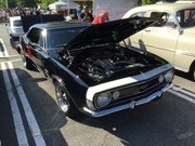 CAFFEINE AND OCTANE AUGUST 2015 PERIMIETER MALL ATLANTA GA FIRST SUNDAY MORNINGS 7 TO 11