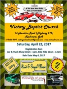 4 The Kids Car & Truck Show and Bike Ride