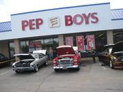 PEP BOYS SUMMER '17 Show Series