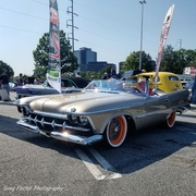 Murray Pfaff's tricked out Chrysler Imperial