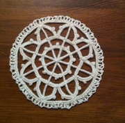 Reticella-Reticello style needle laces