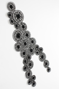 sol lace: Artichoke Flower Collar