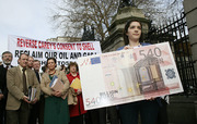 irish Government giving away our oil and gas