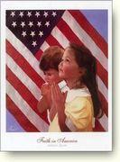 children in prayer