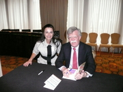 John Bolton and Carol