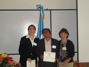 Presentaciòn del trabajo final de los estudiantes de la maestrìa en Elaboraciòn de Proyectos, de la Universidad Mariano Gàlvez,