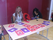 POETRY READING AT CARNIVAL ARTS, LUTON