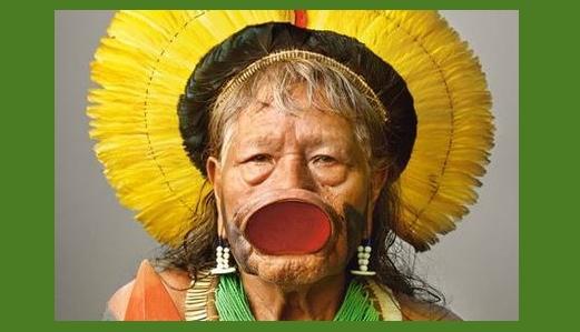 The Kayapo - Brazil