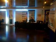 MADES Booth @ HiPEAC 2012