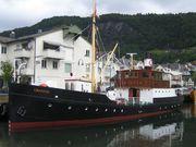 """M/S """"Granvin"""" i Norheimsund"""