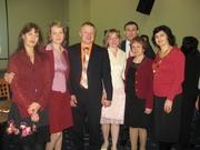 Собрание команды Moneymaker, февраль 2010г.