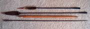 Maasi Spear Dismantled