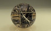 sphere cut with same shape