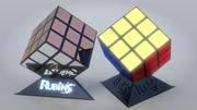 Rubiks Metal Cube