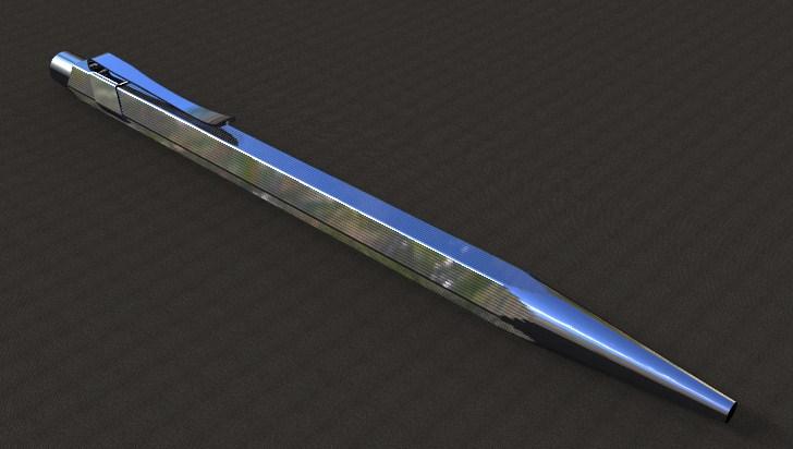 Hex Pen 55