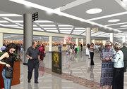 Retail Development Interior View