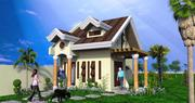 Proposed One Storey Residential Building with Attic Floor