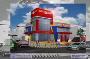 Proposed Two (2) Storey Broasted Express Restaurant