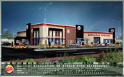 Renovation of Burger King Restaurant