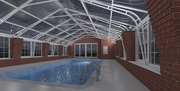 Indoor Pool (3D WarehouseModel