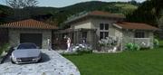 California Guest House-Final Render