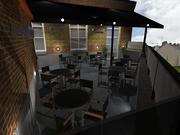 Courthouse Bar Patio Area 1st Floor
