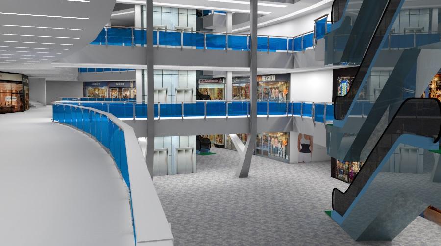 shopping mall interifghjor