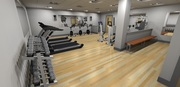 New Gym in Office Block