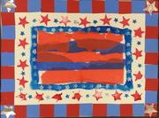 Art 1 Patriotism-Abstract Expressionism