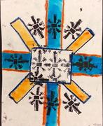 Art 1 Symbols-Stamp Printing