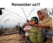 Gaza Children Do Not Forget Us