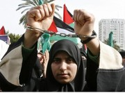 PalestinianSisterHands 71 Years Of Terror In Gaza