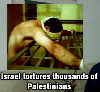 Tortures Thousands Of Palestinians