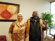 ME & MY SOMALI LANGUAGE TEACHER