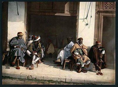 Moorish History