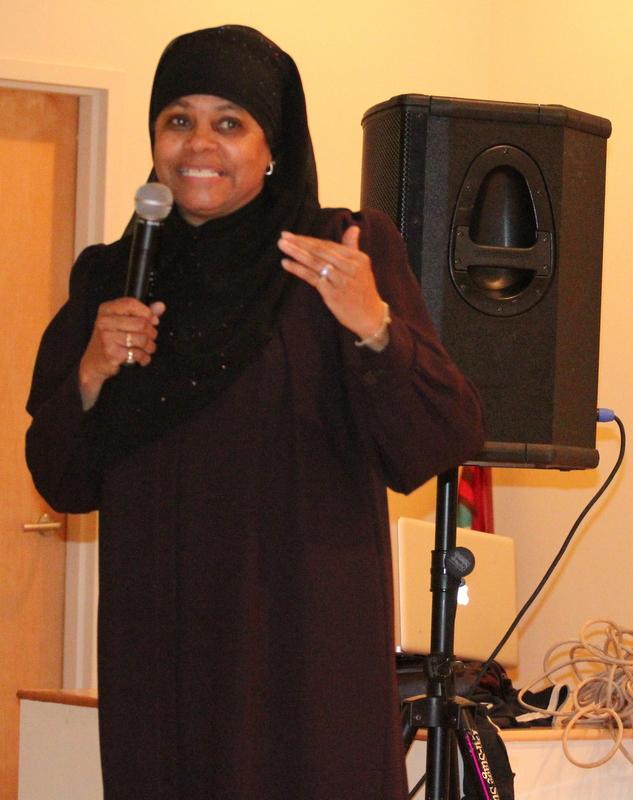 Sister Karima Al Amin