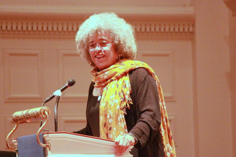 Comrade Angela Y. Davis Atlanta 2018