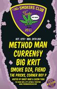 The Smokers Club Tour 2011